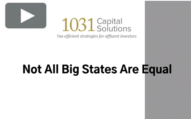 NOT ALL BIG STATES ARE EQUAL