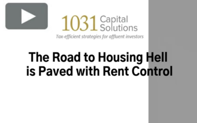 ROAD TO HOUSING HELL IS PAVED WITH RENT CONTROL