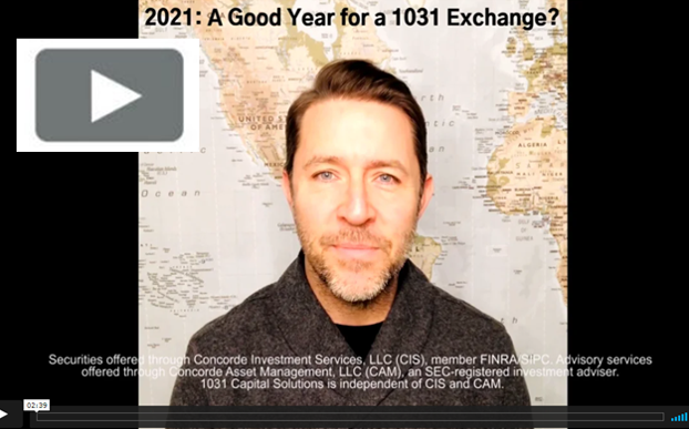 2021: A Good Year for a 1031 Exchange?