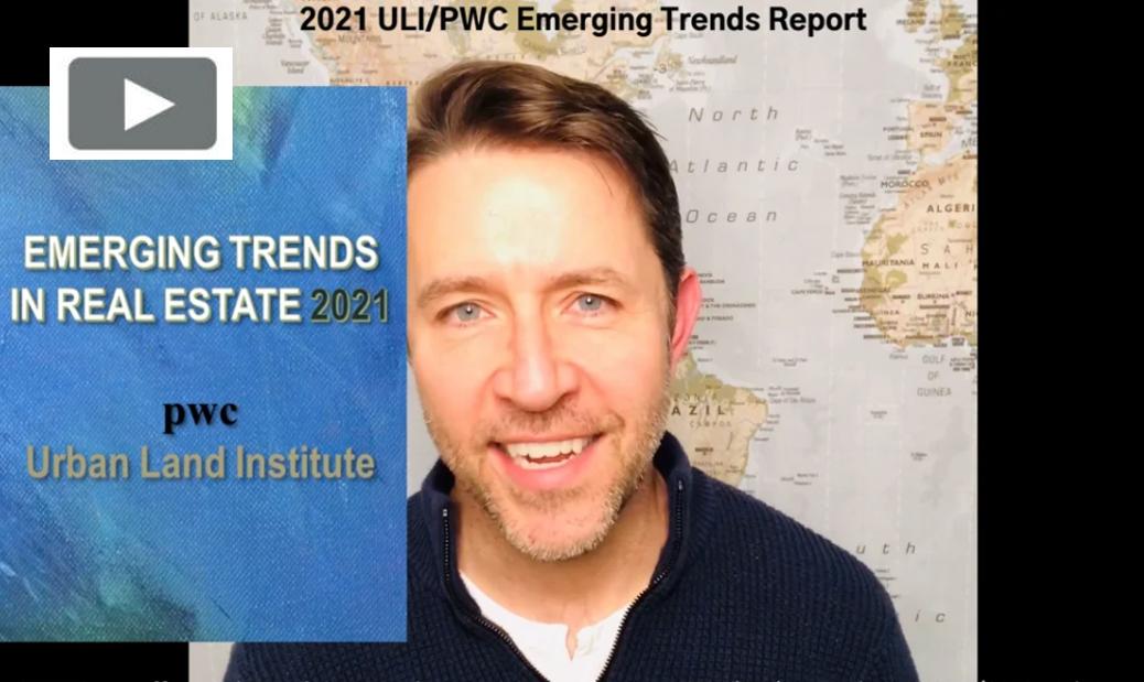Key Take-aways: 2021 Emerging Trends Report
