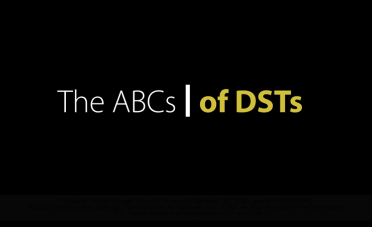 The ABCs of DSTs